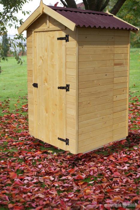 Abri de jardin en bois eden x m avec plancher for Abri de jardin en bois avec plancher